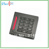 Single door standalone access controller with backlight keypad  has external reader function