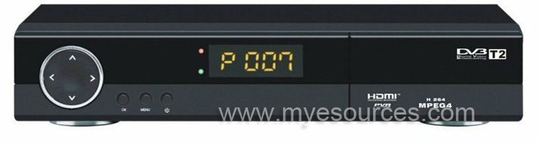 HD DVB T2 High Definition MPEG4 Digital Terrestrial Receiver 2000 channels TV and Radio satellite receiver Digital TV BOX(China (Mainland))