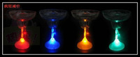 free shipping 5pcs/lot Led cup luminous  cocktail cup   champagne cup cola cup