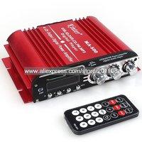 F982A#KINTER MA-500 41W*4 CH USB SD WMA FM MP3 Digital Player CAR AMPLIFIER