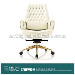 MR006B luxury leather executive manager office chair(China (Mainland))