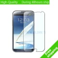 High Quality  For Samsung Galaxy Note II 2 N7100 Screen Protector Free Shipping DHL UPS EMS HKPAM CPAM