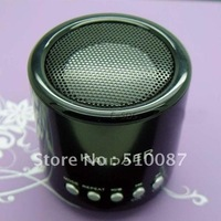 50pcs/lot original  KAIDAER MN02BT Bluetooth Speaker Support TF Card /U Disk Function for MP3 cell phone iPad iPhone 4 4S