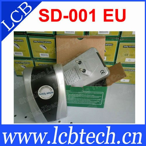 Super SD-001 19KW Electronic Energy Saving Device Power Saver free shipping(China (Mainland))
