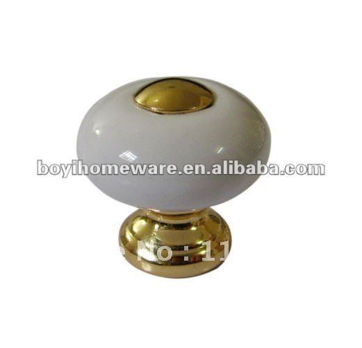 Good quality round bed knobs wholesale and retail shipping discount 100pcs/lot AS0-BGP(China (Mainland))