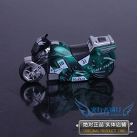 Free Shipping 5pcs/lot Novelty Products Motorbike Shape Cigarette Lighter With LED Windproof Butance Gas Lighter Gift
