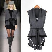 Xrui 2012 high quality cape coat cardigan 725