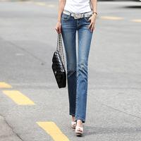 Ojean series middot . slim straight jeans