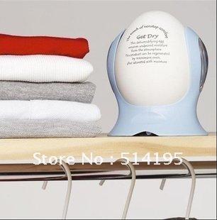 Dehumidifying/Dehumidifier Damp Moisture Absorbing Egg Ceramic dehumidification / drying dehumidifier(China (Mainland))