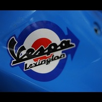 MinOrder$19.99 ve sp a lex ington reflective car stickers, only one color, blue, CPAM