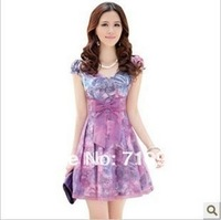 Free shipping (1 piece/lot)missfeel flagship of quality dress&low price ladies dress