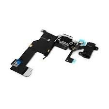 50pcs/lot Guaranteed 100% original dock charger connector flex cable for Ip 5g+free shipping(China (Mainland))