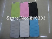 50piece a lot Plating  banboo Hard Case Cover for iPhone 5 5G 5th 50pcs/Lot Top Quality DHL free shipping