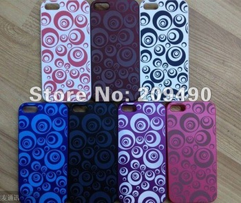 for iphone 5 Bars Berry case,wholesale Bubble circle Hard Back Cover Shell Skin Case For iphone 5 5G