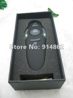 Brand 2.4G Wireless mouse with USB laser pointer mouse Presentation Presenter wholesale