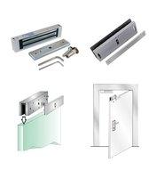 Free shipping ,lock kit ,one 180kg(350lbs)+U shape bracket ,use for glass door, sn:kit-903s ,min:1 lot