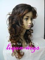 Парик из искусственных волос NEW Stylish Women Healthy Natural Hair Wigs E-3460 10H16
