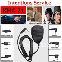 Best selling wireless PTT radio two way speaker (KMC-21)