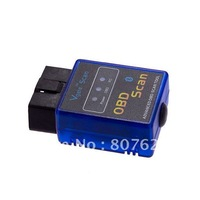 New ELM327 V1.5 Mini Bluetooth OBDII OBD-II OBD2 Protocols Auto Diagnostic Scanner Tool with high quality