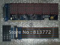 TDM2400P X400M module Asterisk card \ 24FXO Modules Asterisk card