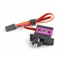 1X Tower Pro MG90 RC Metal Gear Speed Mini Micro Servo