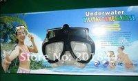 8GB Camera Sunglasses Camera lenses Video Glasses camera mini DV Video Photographed glasses Scuba Diving Mask Free shipping