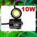 Newest Car DIY Led daytime lights 10W high power DRL Running Lamp reversing radar design Eagle eye Car head rear lights