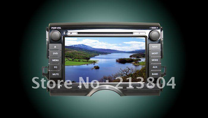 For Toyota Reiz 2011 models/GPS(China (Mainland))
