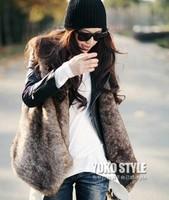 отложным воротником искусственной шерсти пальто джинсовая мотоцикл короткая куртка мода + теплые зимние женские