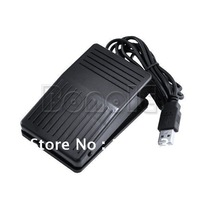 USB Game Foot Control Keyboard Action Switch Pedal HID Free Shipping 1353