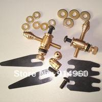 Tattoo Machine Brass Contact Binders Binding post rear binding post part supply contact  springs kit