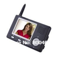 Waterproof wireless Video Door Phone with 3.5TFT 320*240 screen V-3.5G
