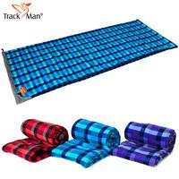 Free shipping Trackman outdoor fleece sleeping bag thickening ultra-light sleeping bag autumn and winter sleeping bag liner