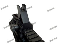 20mm Rail Mount Height Detachable Front Sight Black free ship