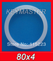 48*4mm Silicone rubber o-ring oring For Lamp(China (Mainland))