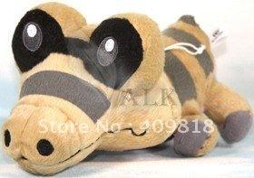 "new bw pokemon meguroko sandile 5"" soft plush cute toy Chirstmas Gifts"