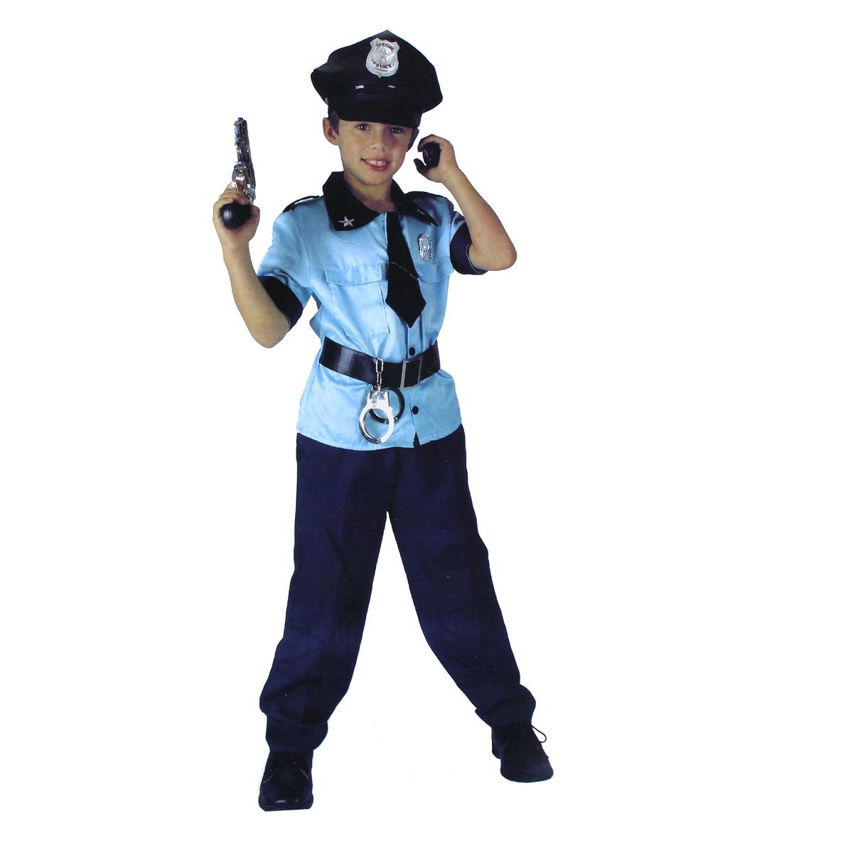 Как сшить костюм полицейского для мальчика своими руками 11