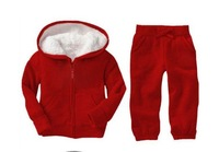 Комплект одежды для девочек Toddlers' Autumn Outerwear+T-shirt+Pants/Hot pink Girls' Clothing Kids Clothes 4Set/Lot AB1056