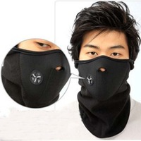 Bike Motorcycle Ski Snow Snowboard Sport Neck Winter Warmer Face Mask New Black[030110]