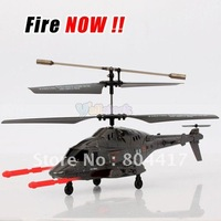 New Sale! Missile Launching Iphone Remote Control 3.5Channel 3.5CH RC Helicopter with GYRO, Drop Shipping