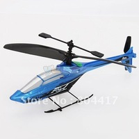 Hot Sale! 4 Channel Remote Control RC 4CH Helicopter with GYRO Blue JJ 531 Infrared Heli, Wholesale and Retail