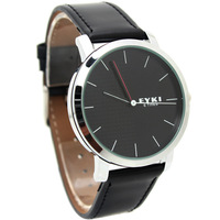 Fashion Casual Waterproof   watch  for  men   free  shipping