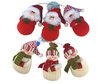 2013 Latest Santa Christmas ornaments christmas items gifts free shipping SHB013(China (Mainland))