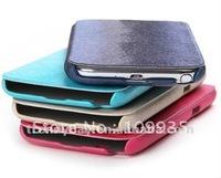 DHL 10pcs/lot Original ROCK case High Quality ROCK Leather Case For Galaxy Note 2 leather case for N7100 case