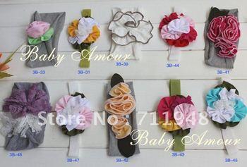 New cute hair band girls' fashion beautiful headwear  hair band head wrap free shipping