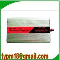 2400W Watts Peak Real 1200W 1200 Watts Power Inverter pure sine wave inverter 24V DC to 220V AC + Free shipping