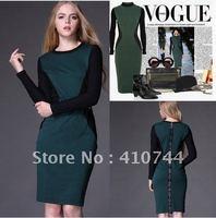 Womes fashion elegant sleeveless dresses Lady Casual noble dresses plus size high quality