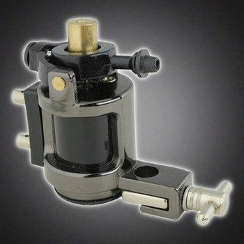 NEW Pro Rotary Motor Tattoo Machine Gun Supply Set for Liner & Shader - Black