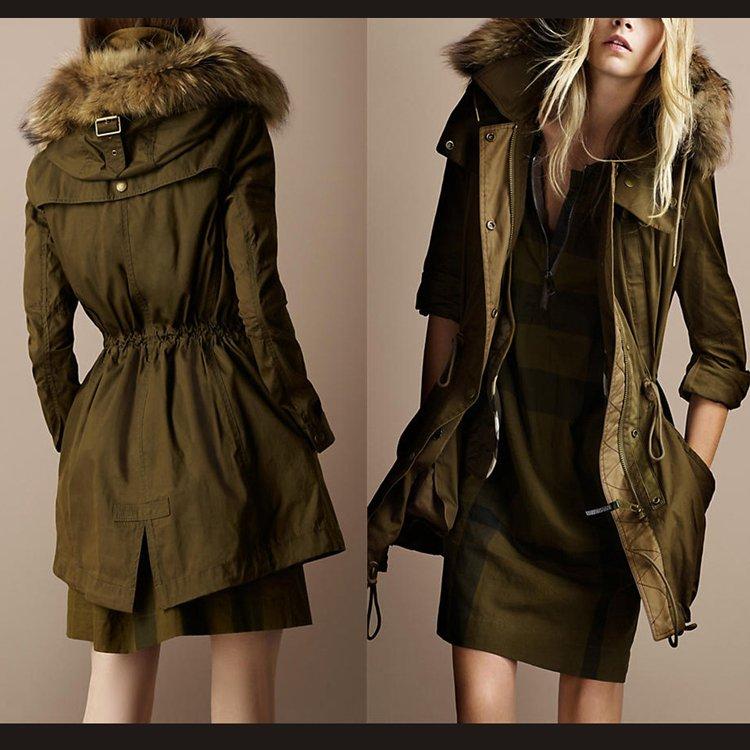 Winter Coats Fur