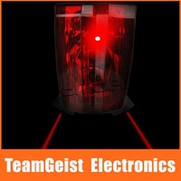 2012  New High Quality SLANCIO Rechargeable Bike Bicycle Laser Beam Rear Tail Light Long Life Span Super Bright Free shipping